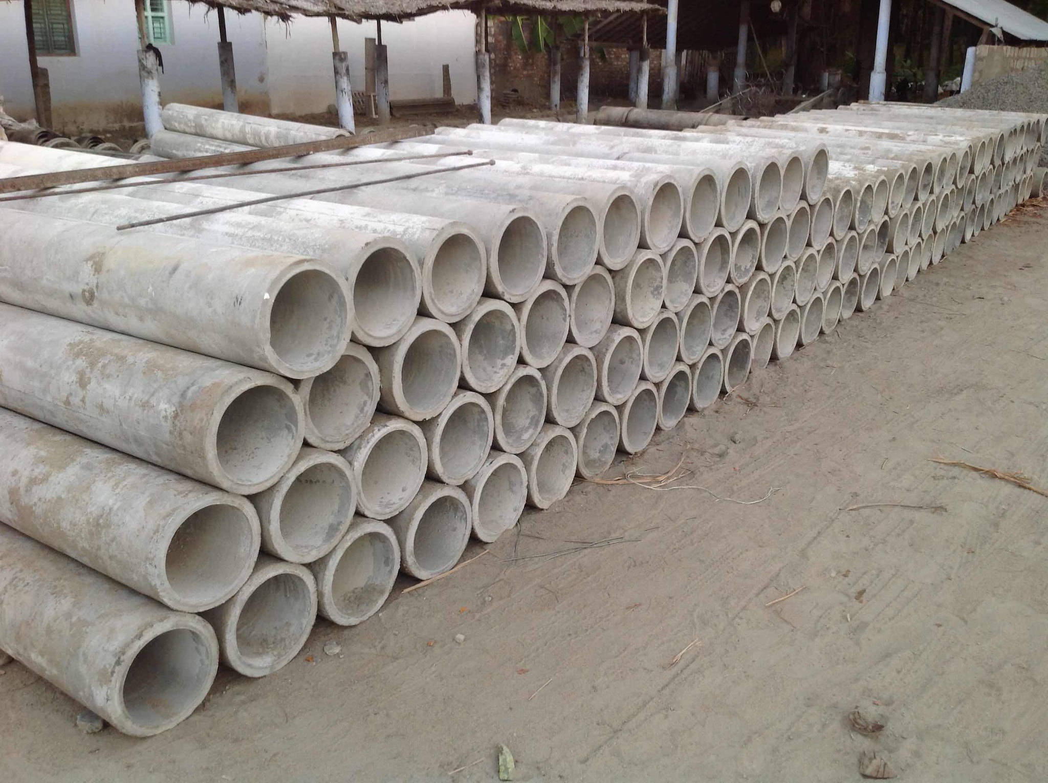 Cement-asbestos pipes: prices and reviews 43