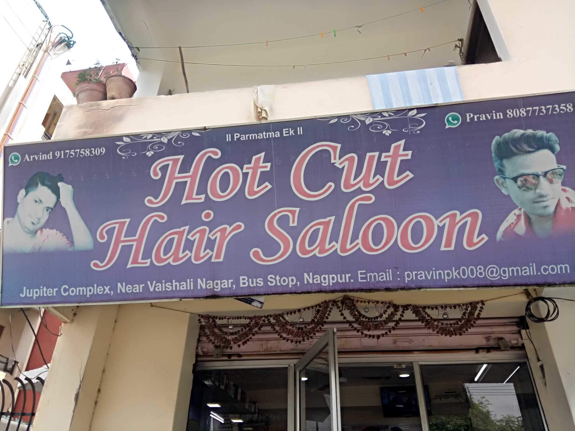 Hot Cut Hair Salon, Vaishali Nagar - Massage Centres For Men in