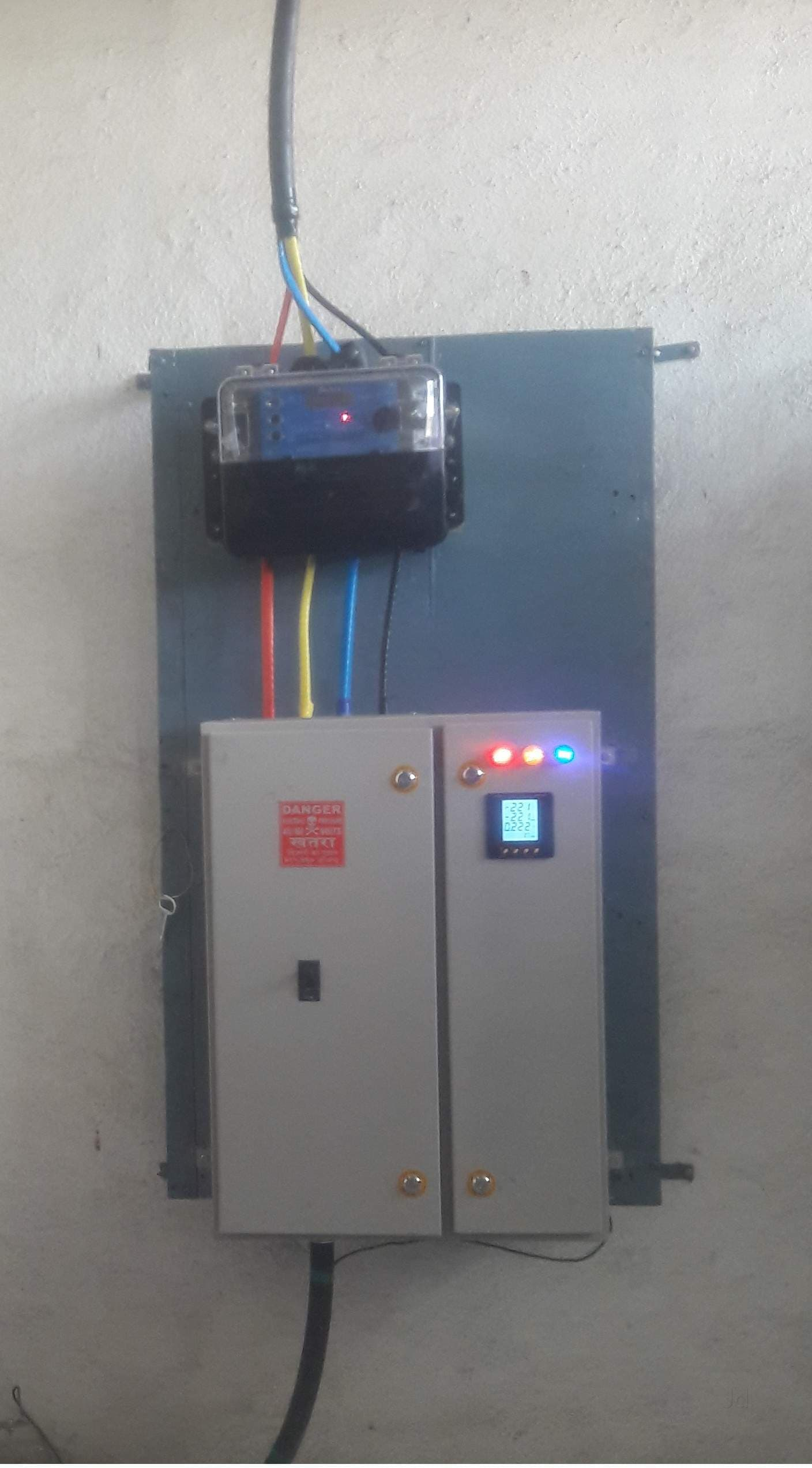 Top Water Level Indicator Manufacturers In Satpur Industrial Estate With Alarm Circuit Nashik