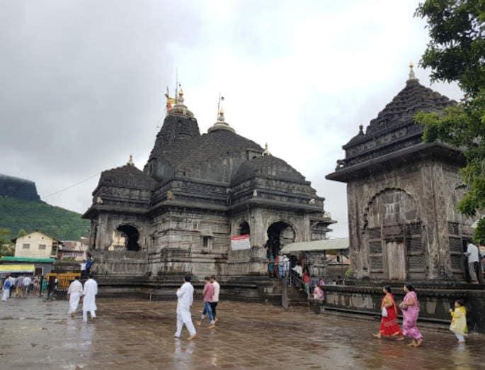 Trimbakeshwar Shiva Temple, Trimbakeshwar - Temples in Nashik - Justdial