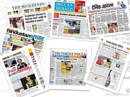 Top Times Of India Newspaper Distributors in Nashik - Best