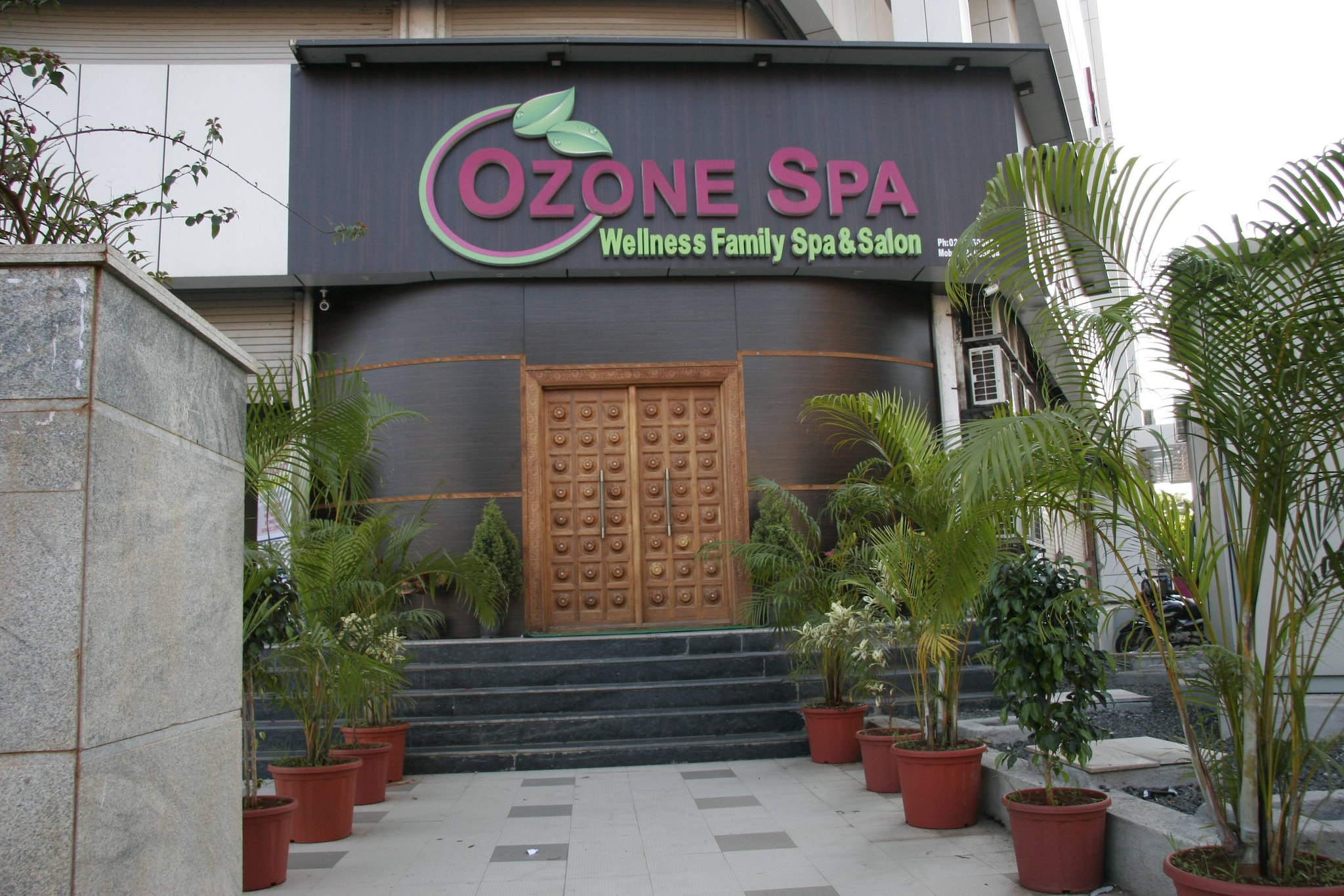 Top Beauty Spas near Center One Mall-Vashi - Best Spa Center One