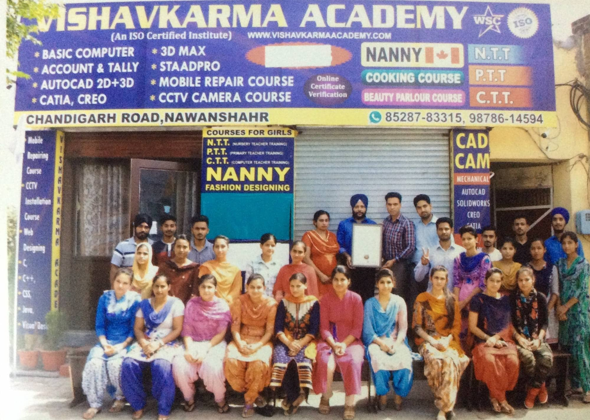 Top Tutorials For Cam in Nawanshahr - Best Teachers For Cam