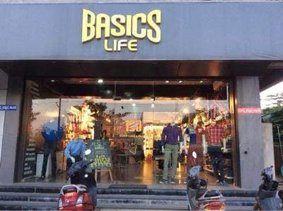 3f9aeeb69a7b Basics Life Exclusive Stores in Nellore - Justdial