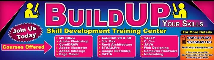 AUTOCAD Mep Training Institutes in Nayudupeta, Nellore - Computer
