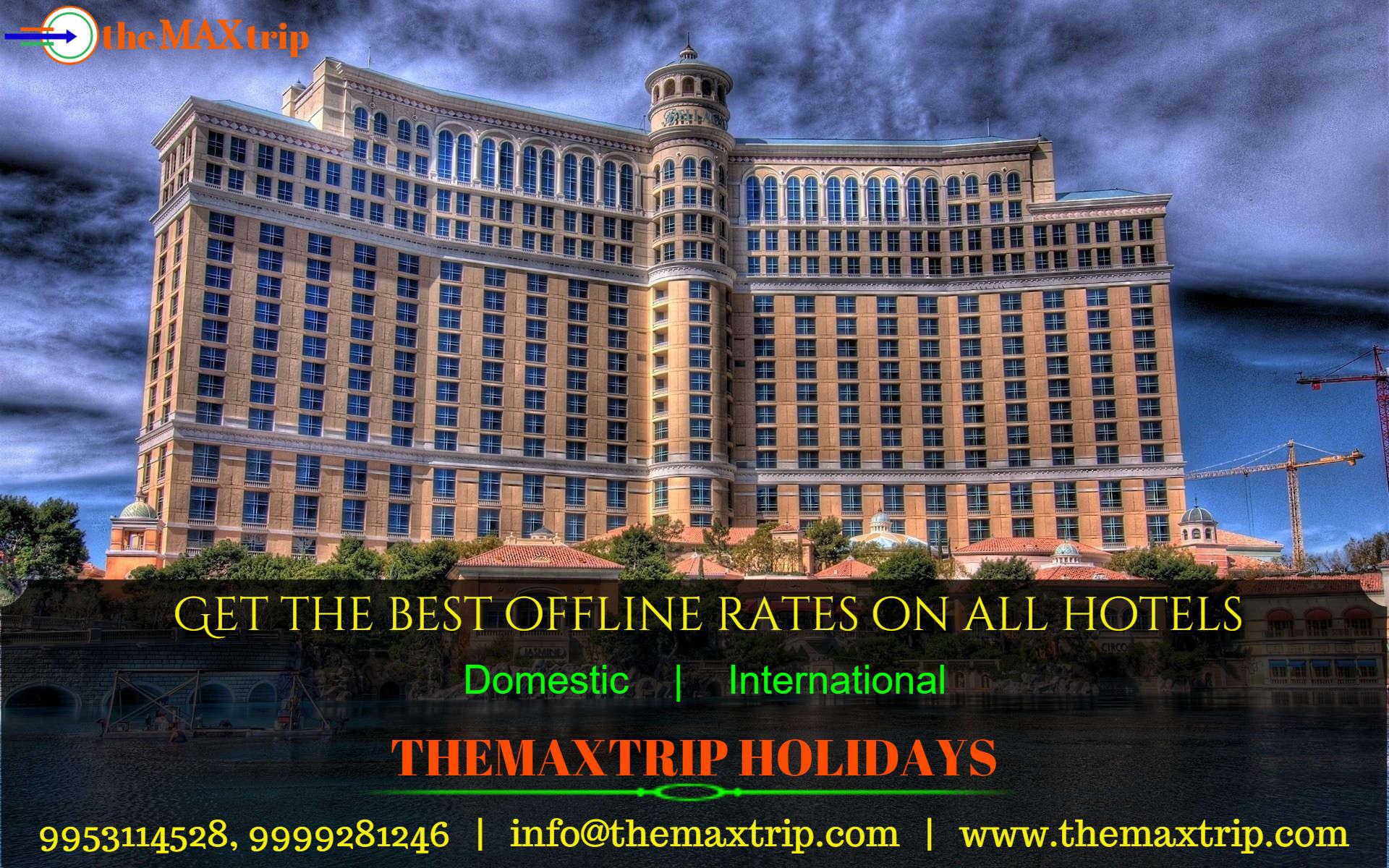 Themaxtrip Holidays Noida Sector 2 Hotels In Noida Delhi Justdial