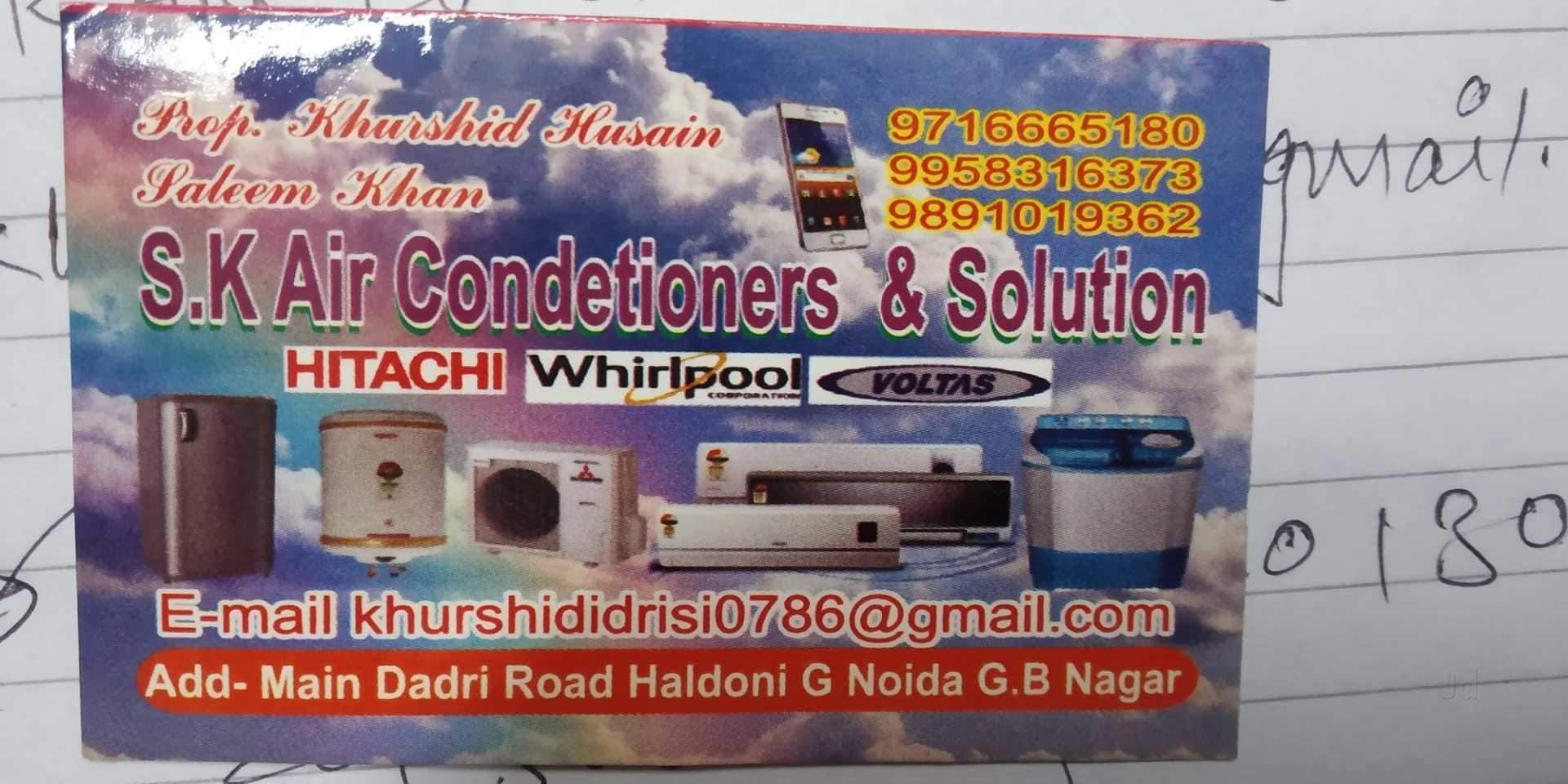 Air Conditioner Hitachi