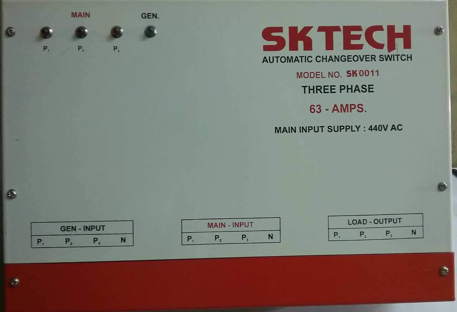 Top 10 Automatic Changeover Manufacturers in Noida Sector 15