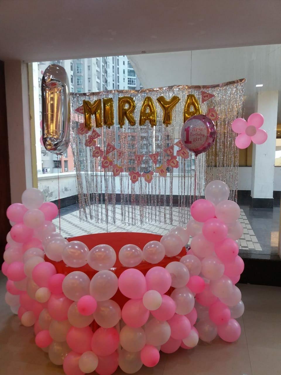 Top 100 Balloon Decorators In Noida Best Helium Balloon Decorators