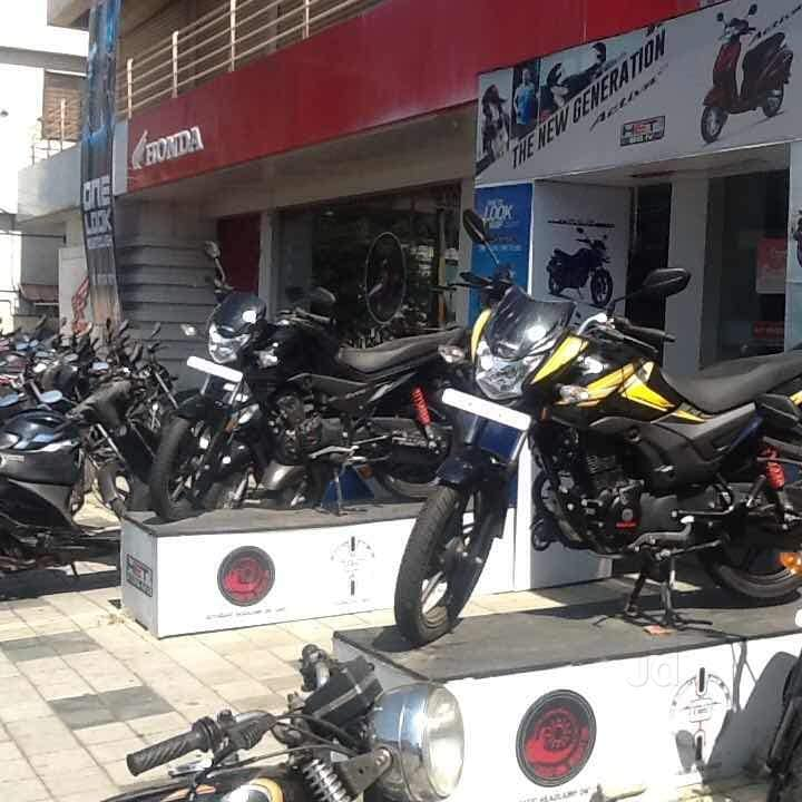 Amazing Honda Motorcycle Dealers In Noorani, Palakkad