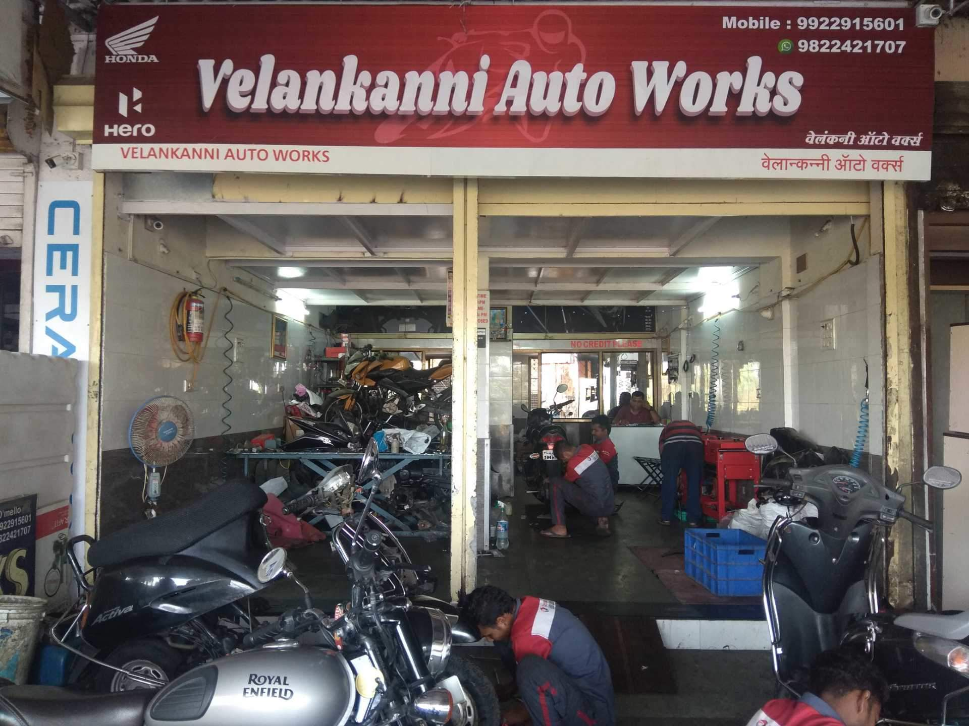 Honda Aviator Scooter Repair Services In Vasai West Mumbai Two