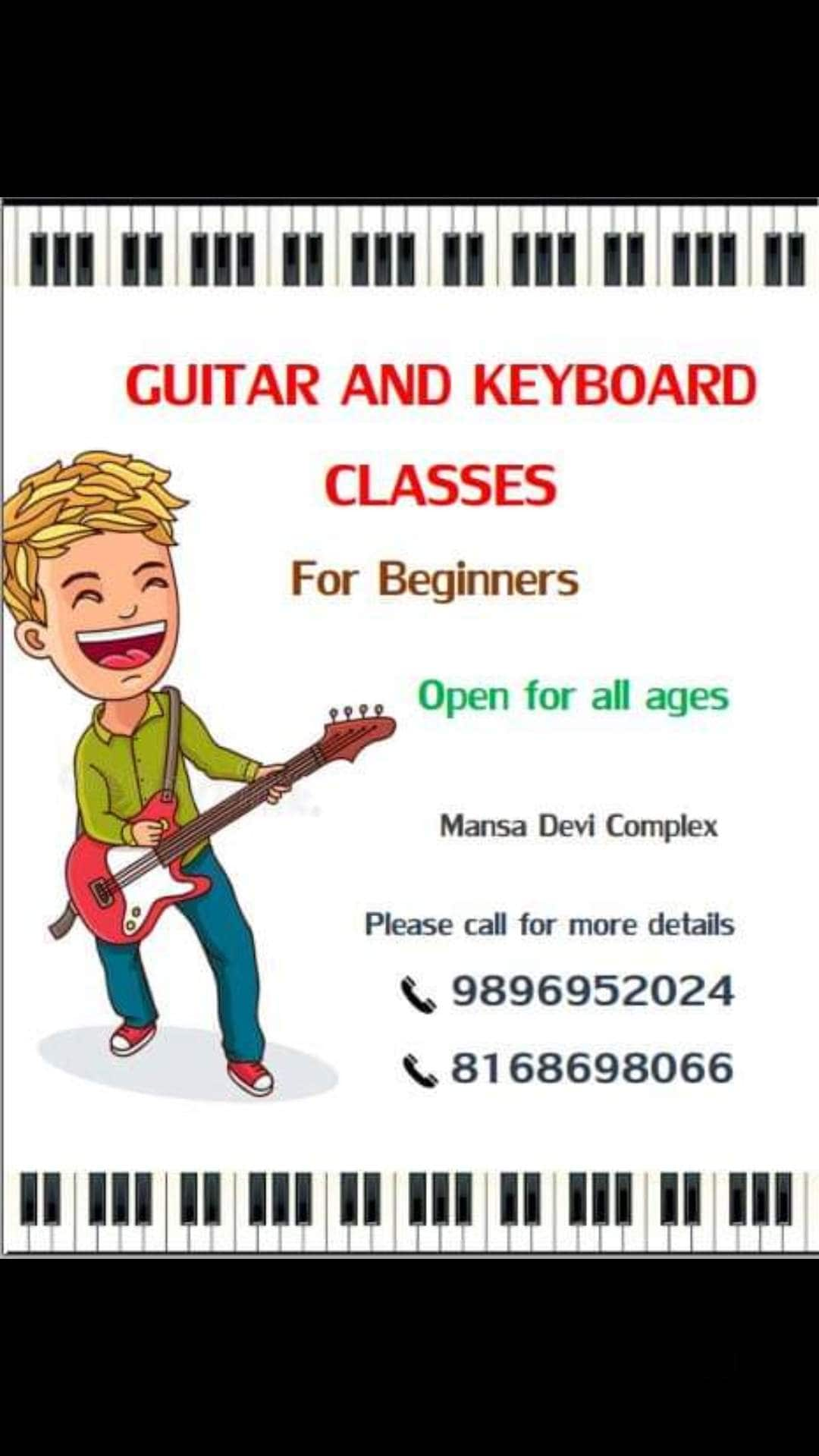 Top 100 Music Classes For Gospel Piano At Home in Chandigarh