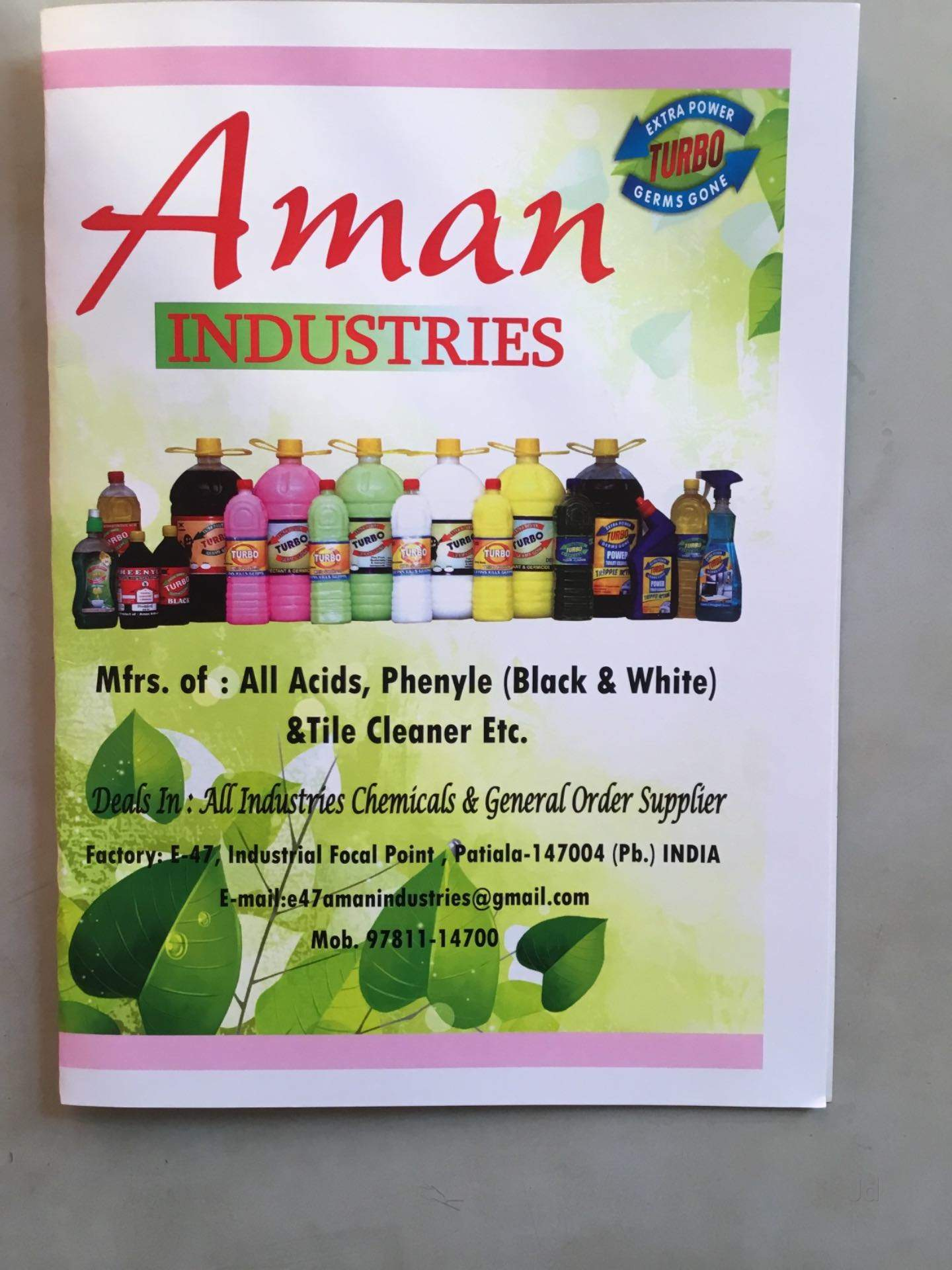 Top Phenyl Manufacturers in Punjabi Bagh, Patiala - Justdial