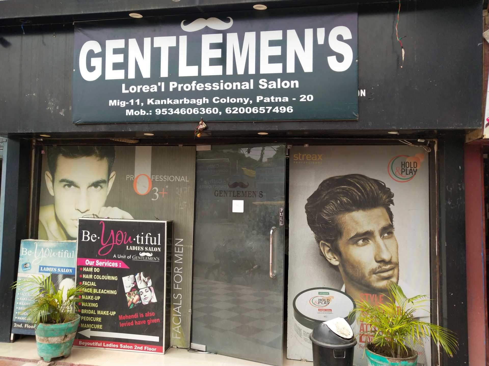 Gentlemen Salon, Kankarbagh - Beauty Parlours in Patna - Justdial
