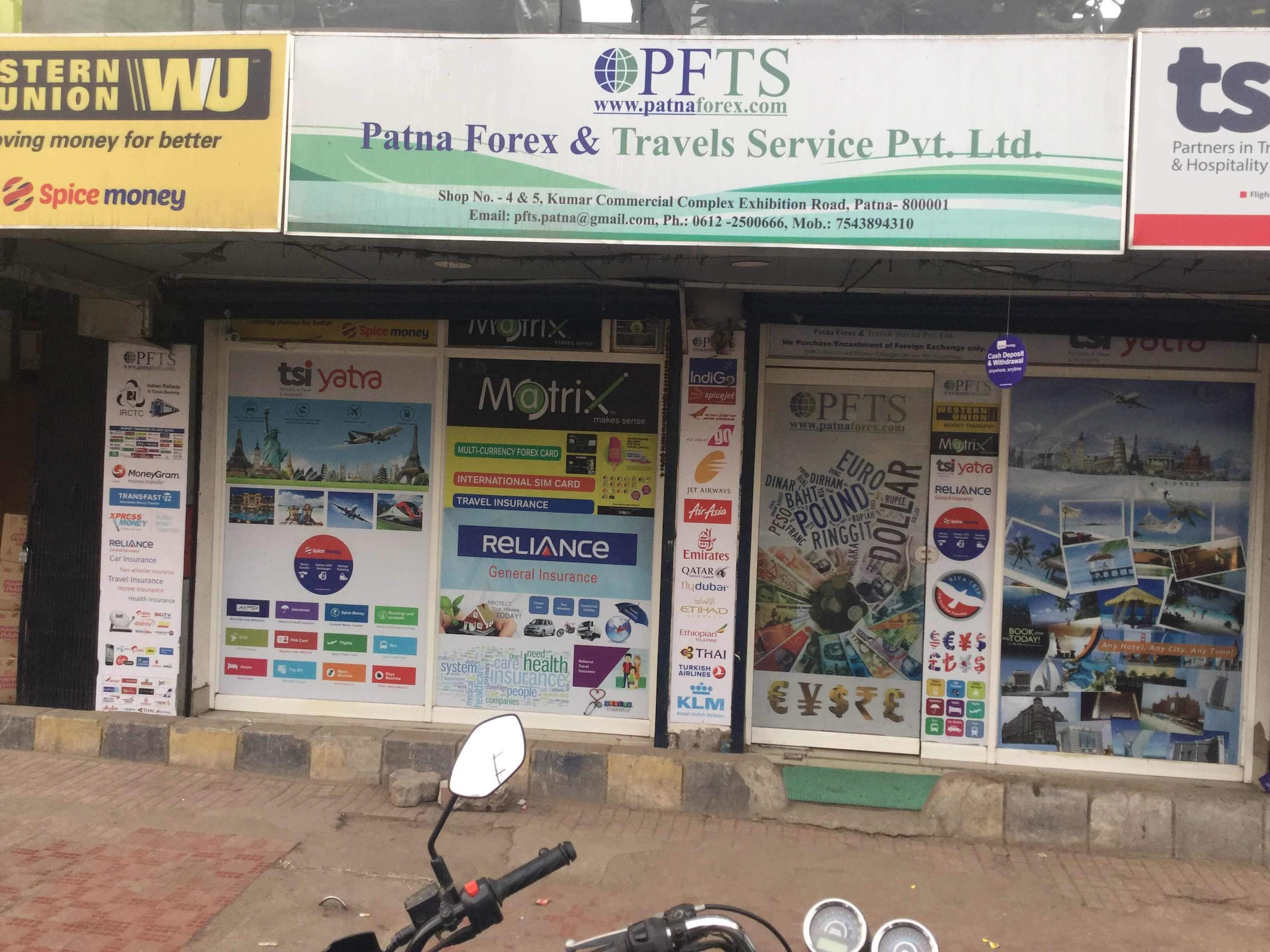 Top 30 Western Union Money Transfer Agencies in Patna - Best Western