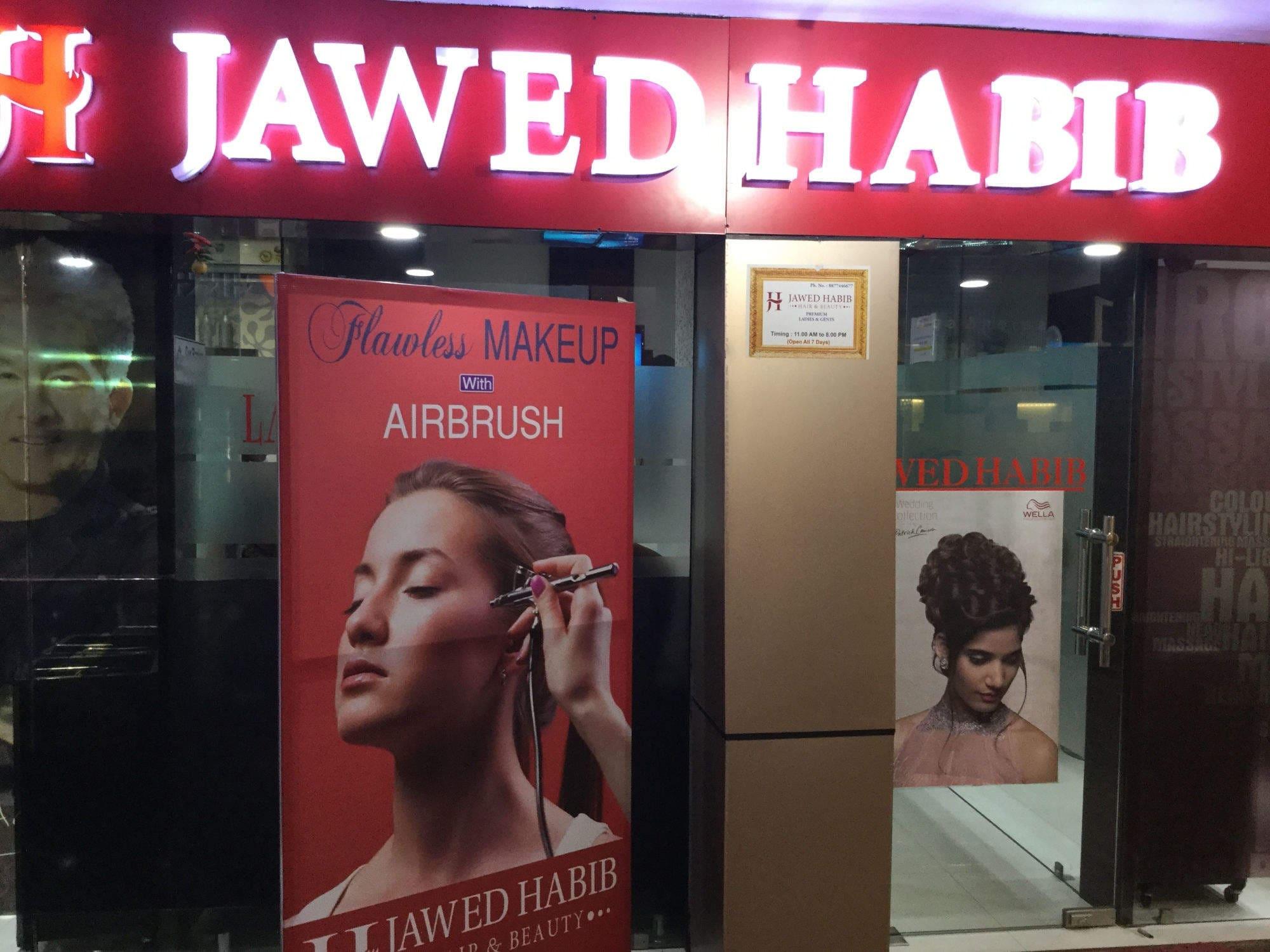 Jawed Habib Hair Beauty In South Gandhi Maidan Patna Justdial