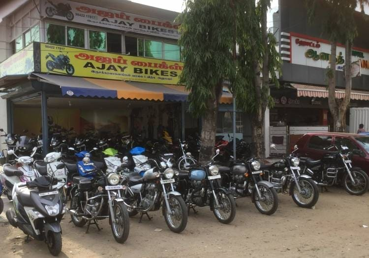 Top Yamaha Motorcycle Showrooms in Pollachi - Yamaha Bikes - Justdial