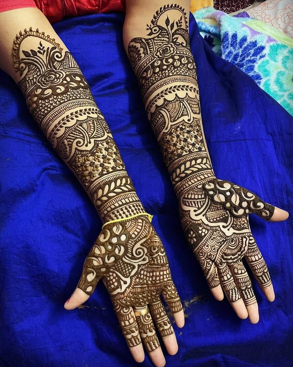 Top 50 Mehendi Designers in Pondicherry - Best Mehandi Artists