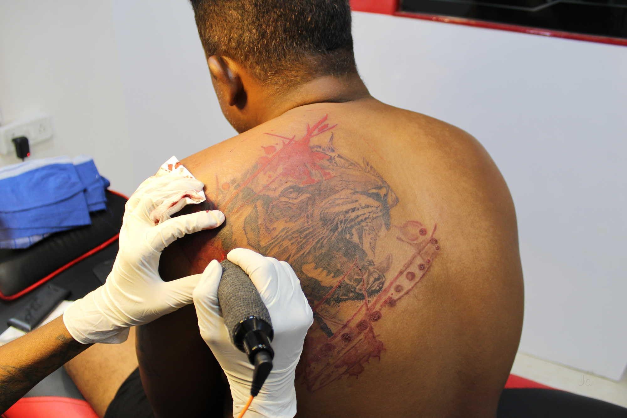 Top Tattoo Studio in Pondicherry, Pondicherry - Best Needless Tattoo ...
