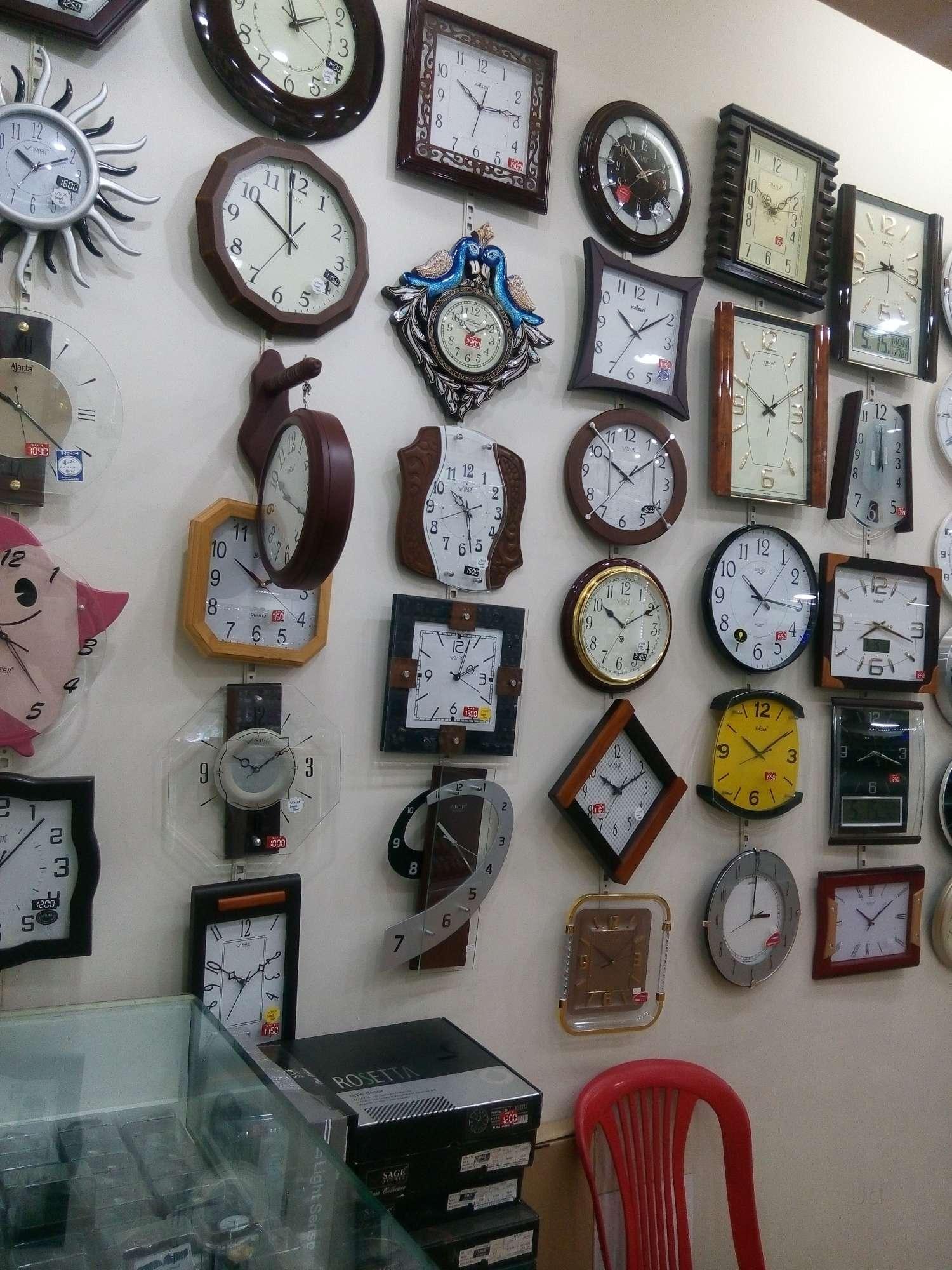 Clock showroom near me
