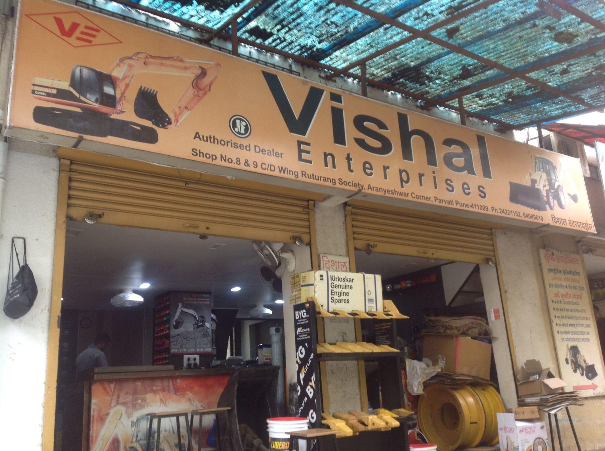 Top 10 Komatsu Earthmover Part Dealers in Pune - Best