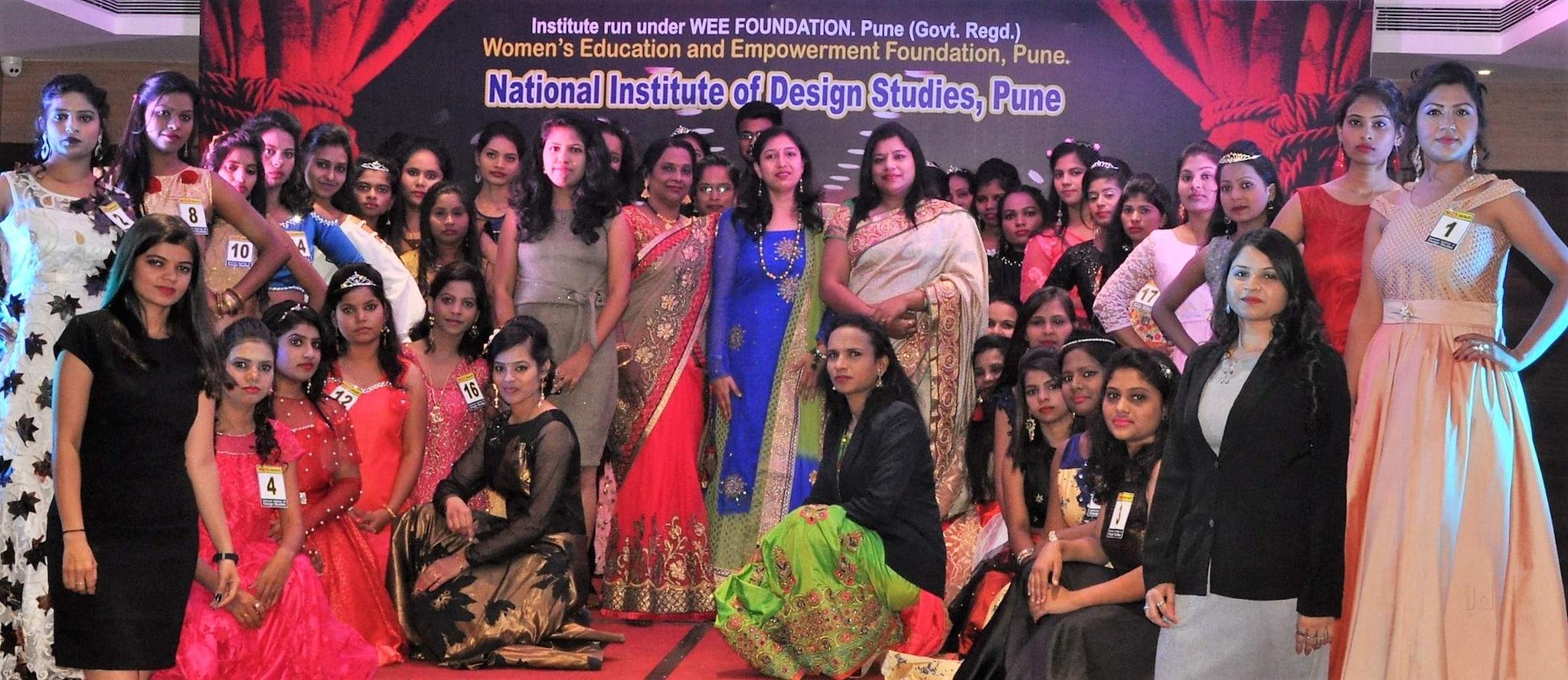 Nids National Institute Of Design Studies Nigdi Fashion Designing Institutes In Pune Justdial