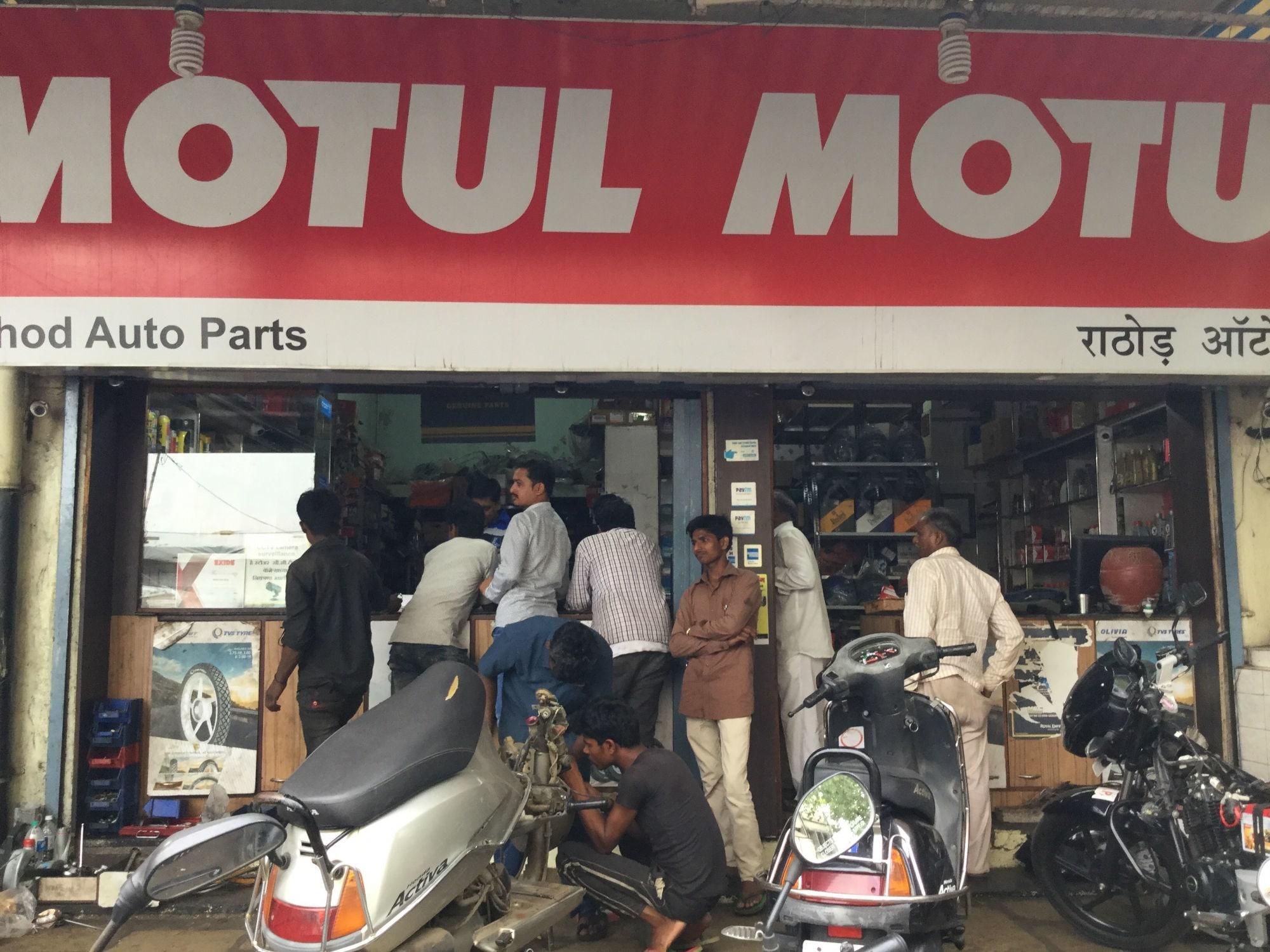 Top Yezdi Motorcycle Part Dealers in Pune - Best Yezdi Motorcycle