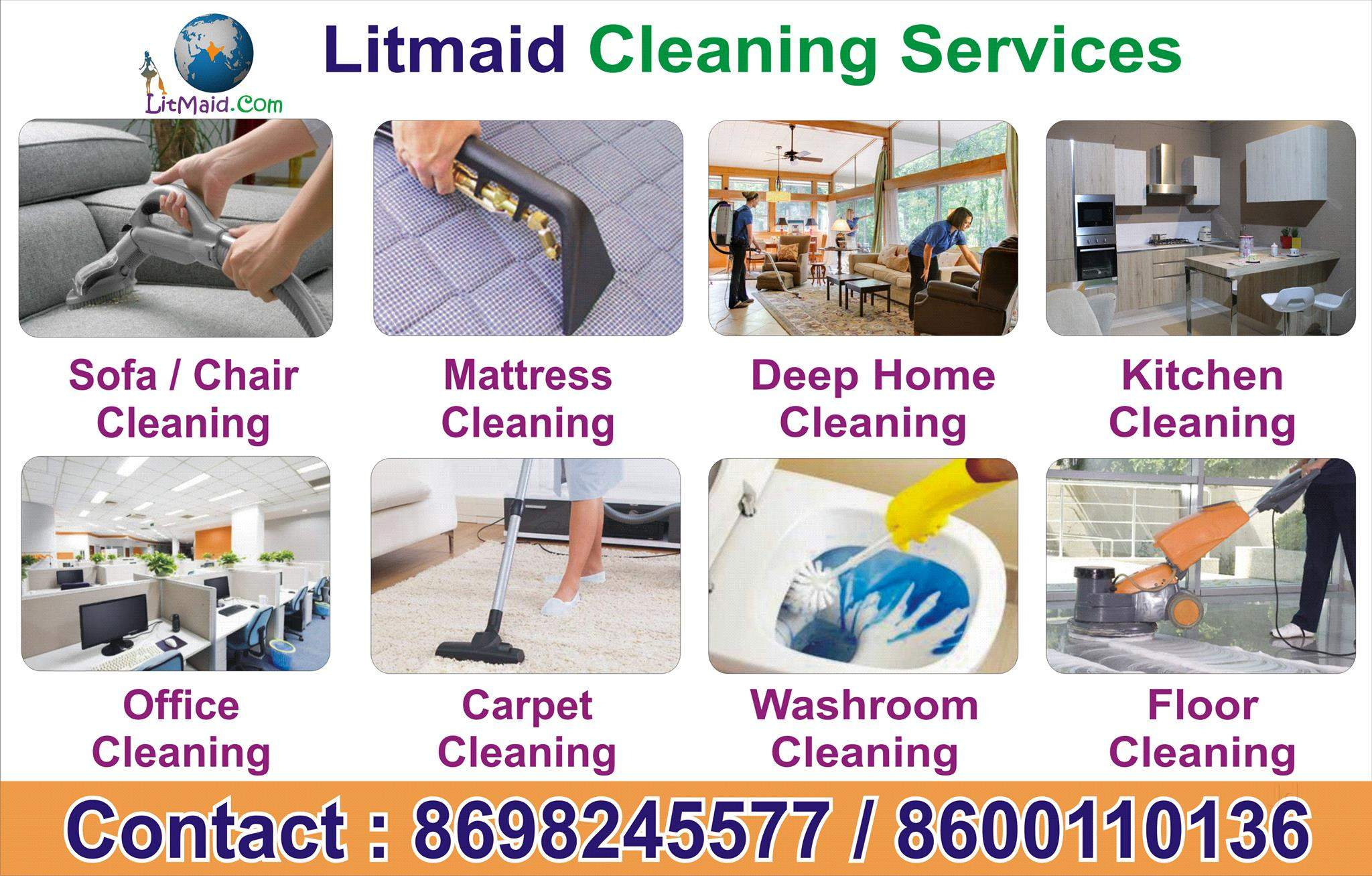 Room Cleaning Service In Pune