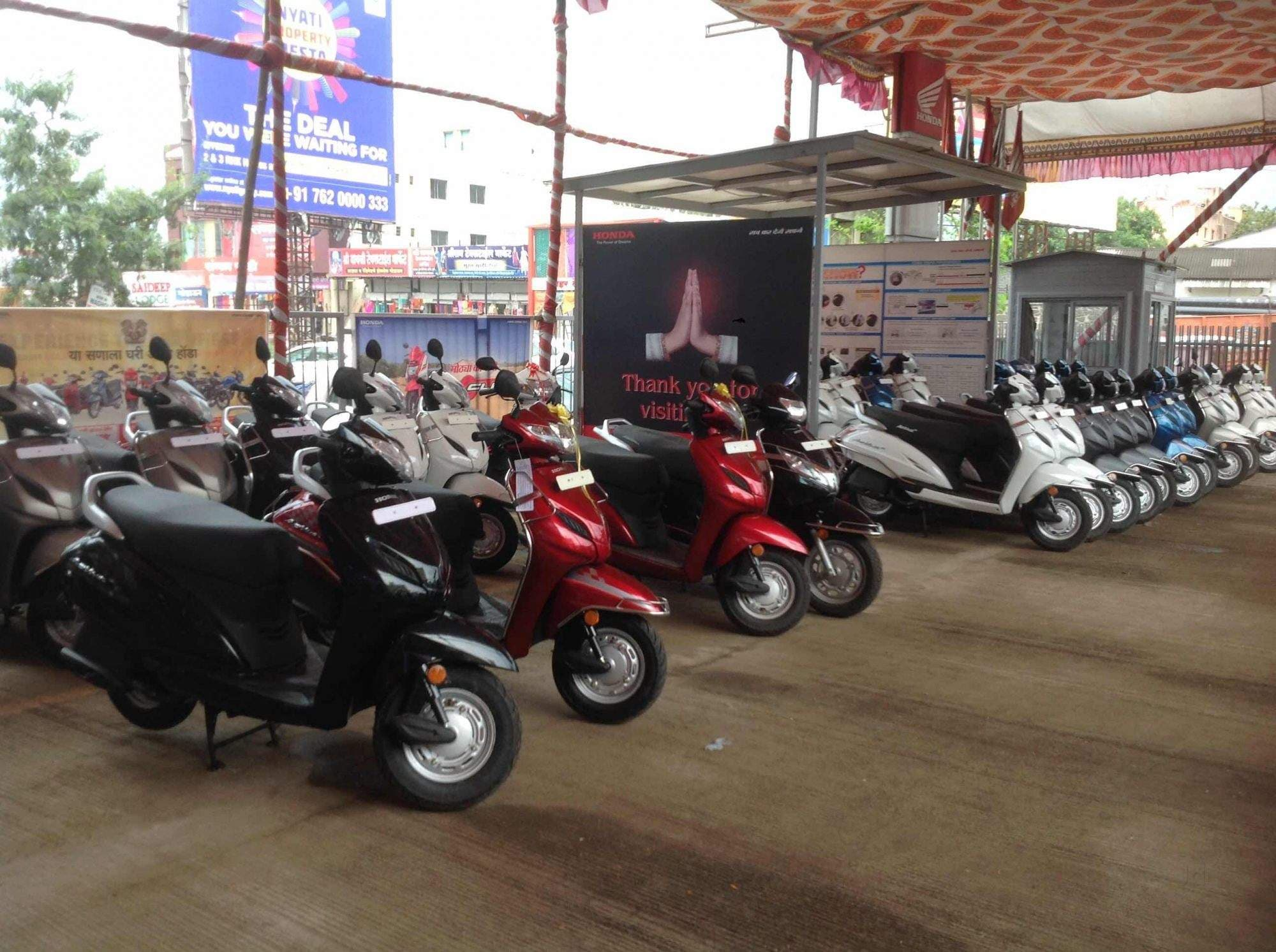 Honda Activa Scooter Repair Services In Pune Two Wheeler Justdial