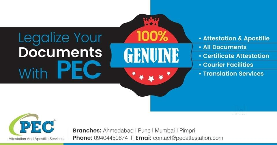 Top 10 Apostille Certification Services In Pune Best Document