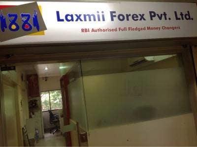 Laxmii Forex – Money Transfer Company