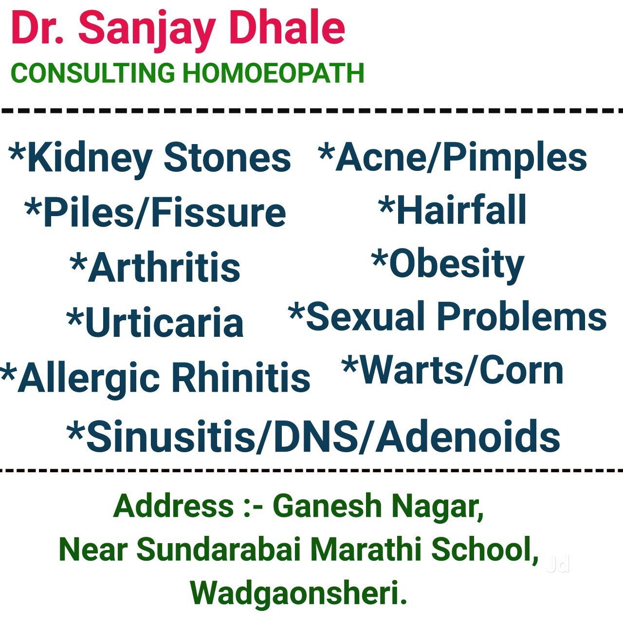 Top 100 Homeopathy Clinics in Pune - Best Homeopathic Doctors - Justdial