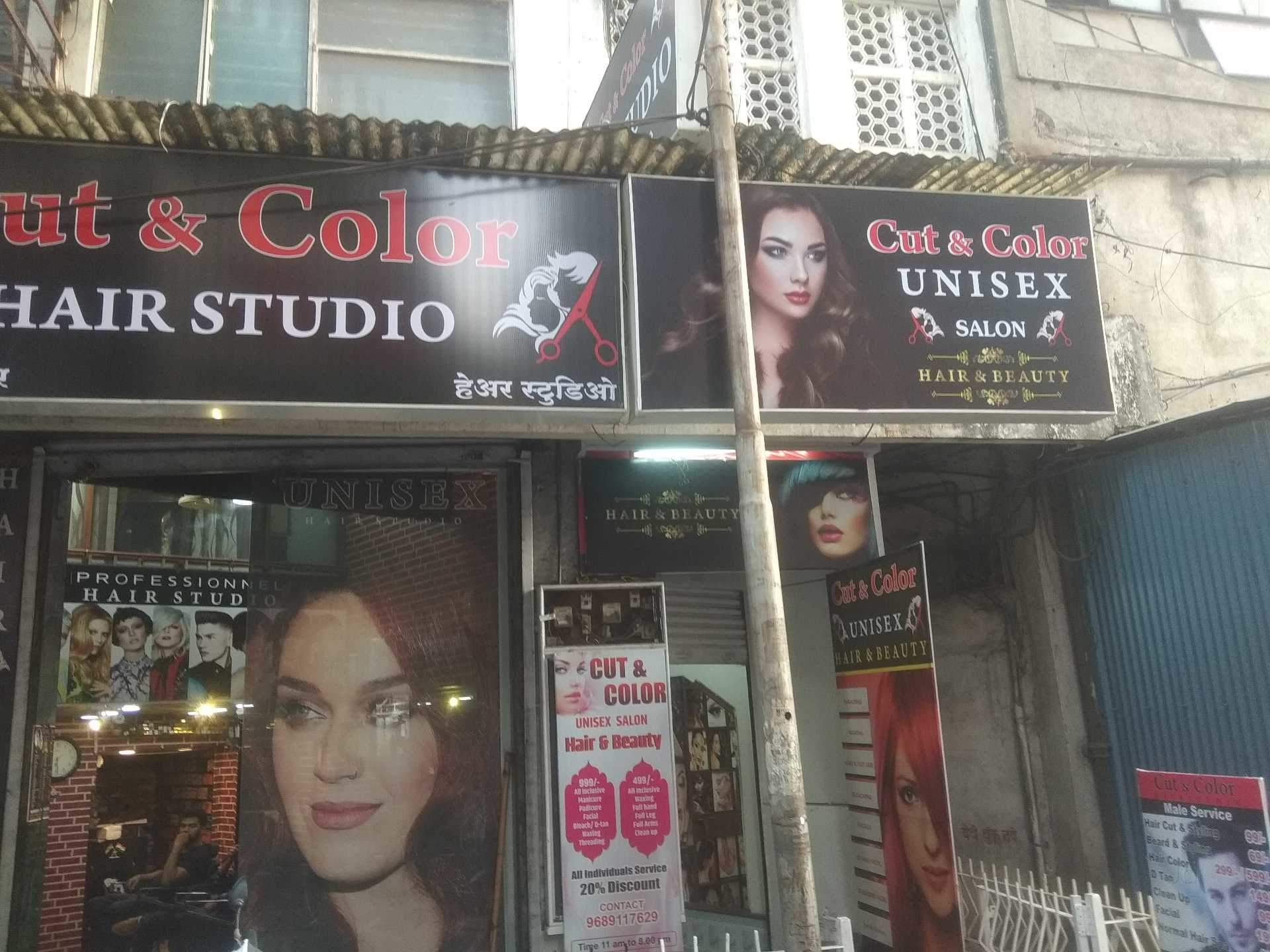 Cut And Color Hair Studio Deccan Gymkhana Beauty Spas In Pune Justdial