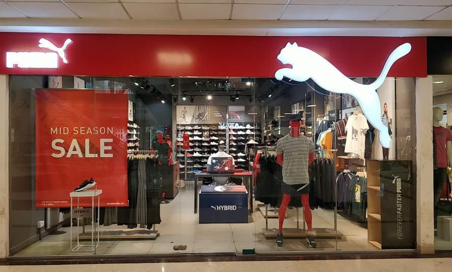 Puma Store (City One Mall), Pimpri