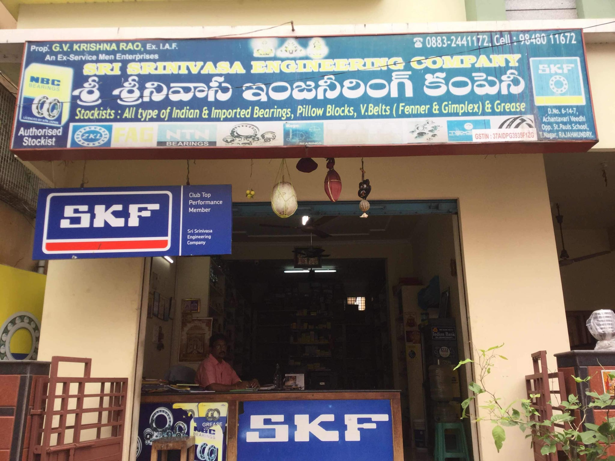 Top Skf Bearing Dealers in Rajahmundry - Best Skf Bearing Dealers