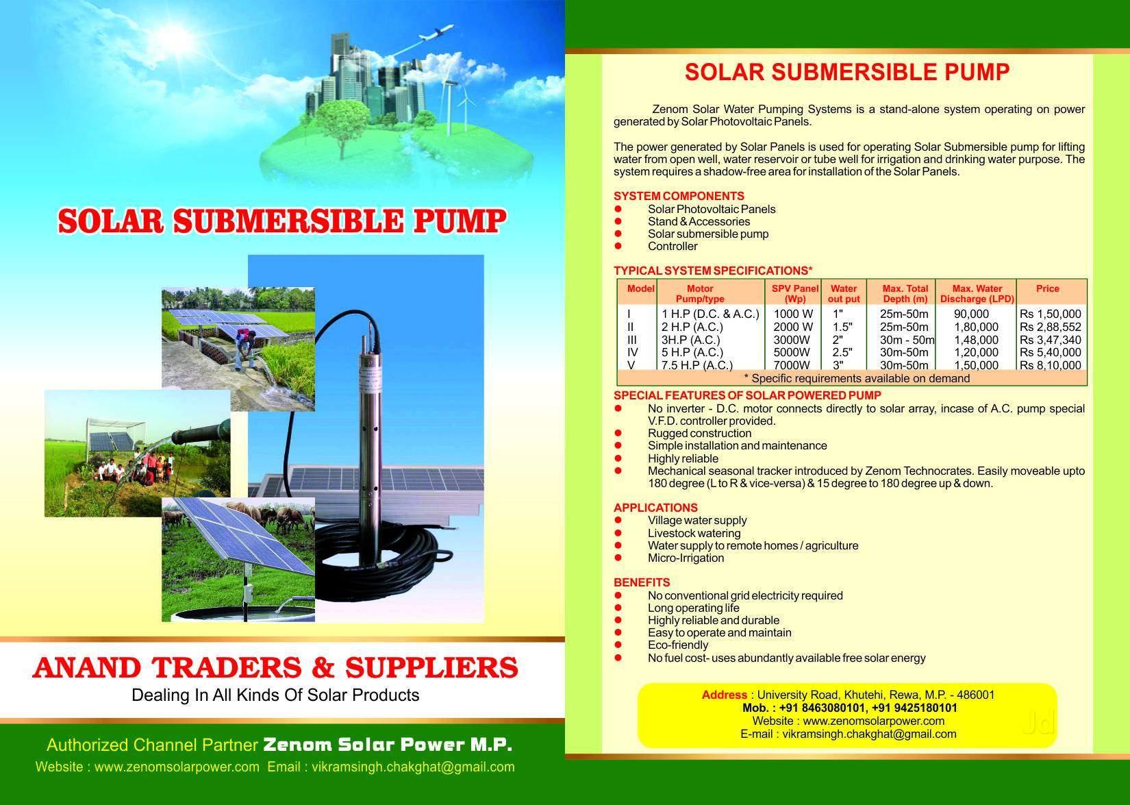 Top Solar Led Lamp Dealers in Rewa - Justdial