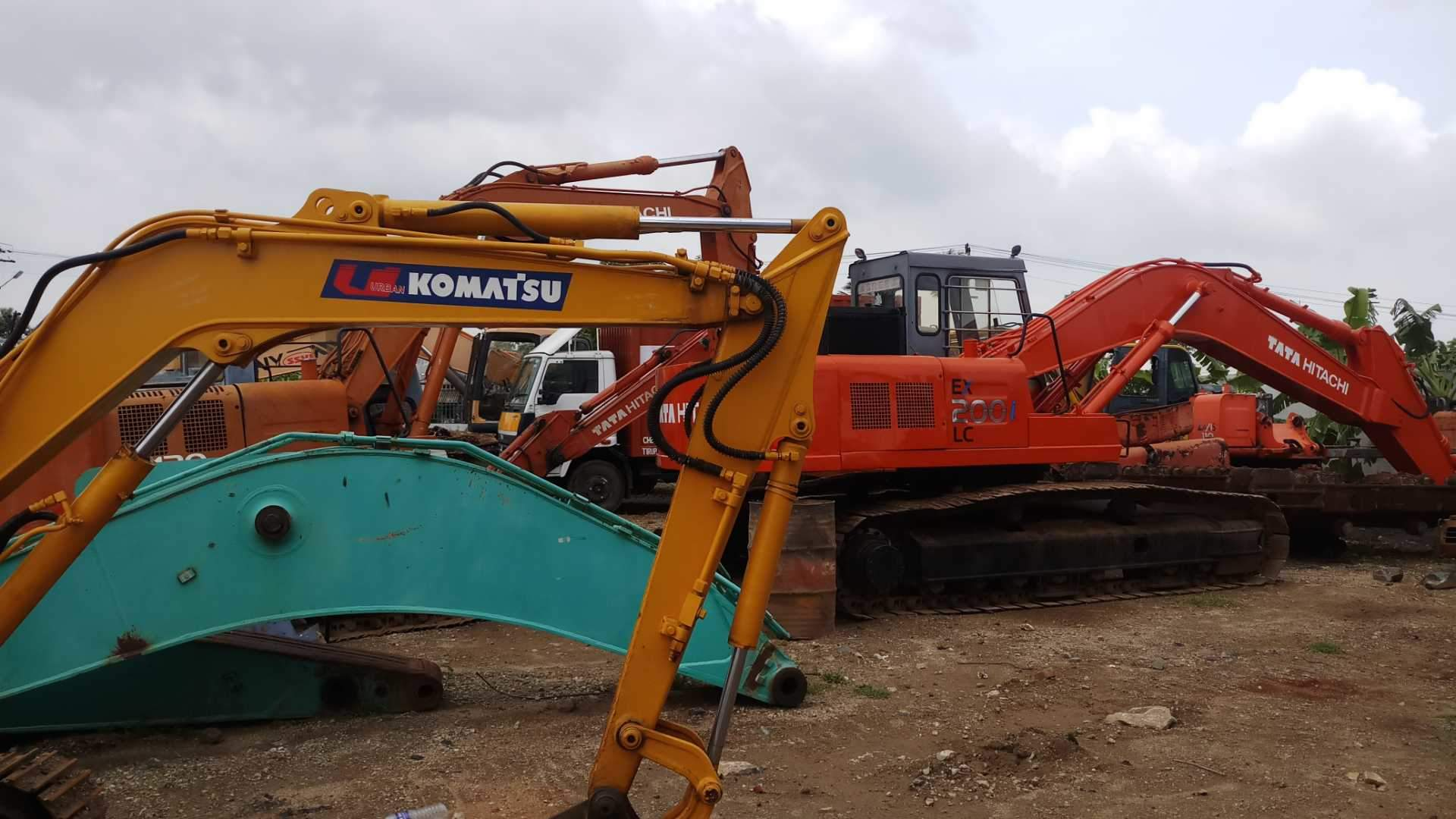 Top Excavator Repair & Services in Salem - Best Excavator