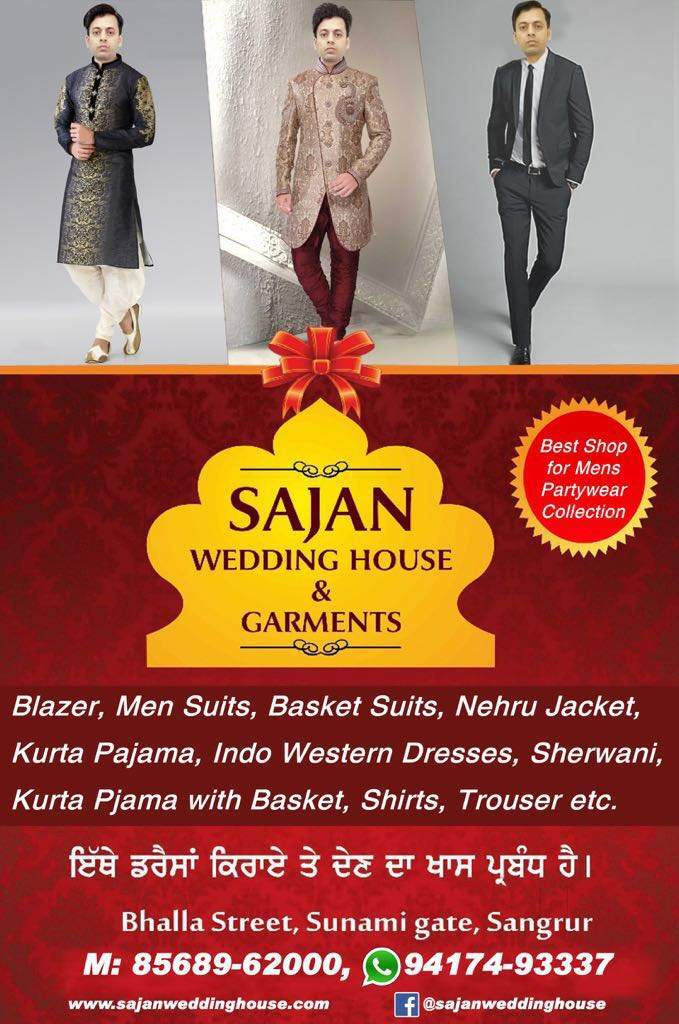 ccc2ac05f793 Top Bridal Wear Retailers in Sangrur - Best Garment Readymade ...