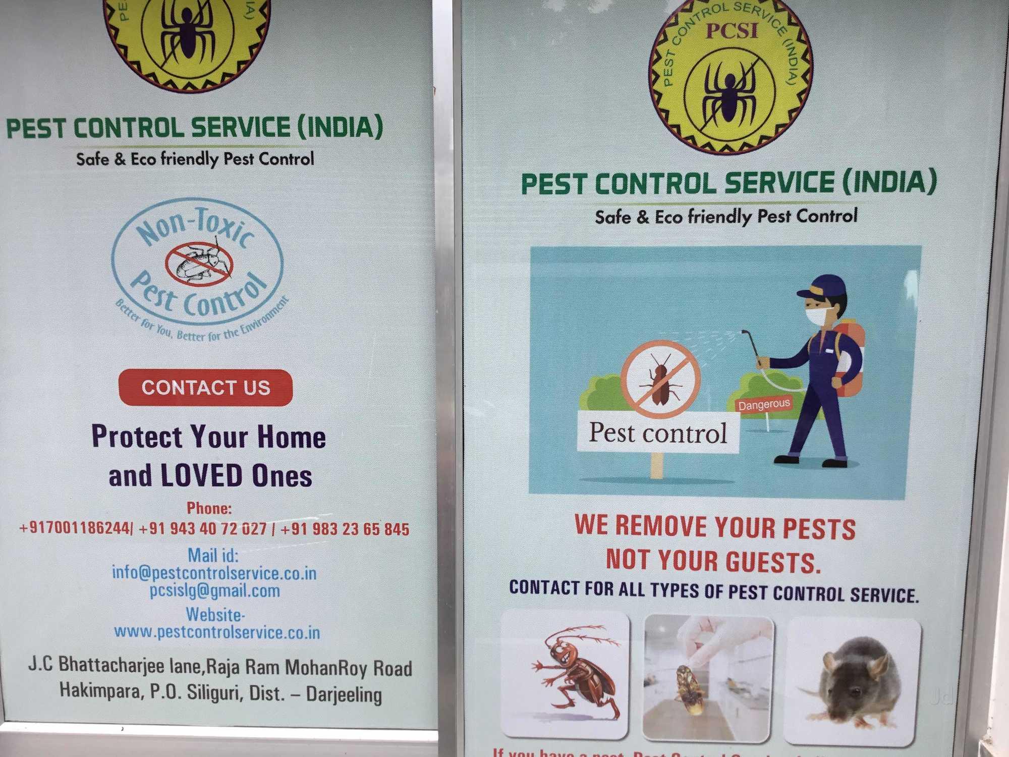 Top 20 Pest Control in Siliguri - Pest Exterminator Siliguri