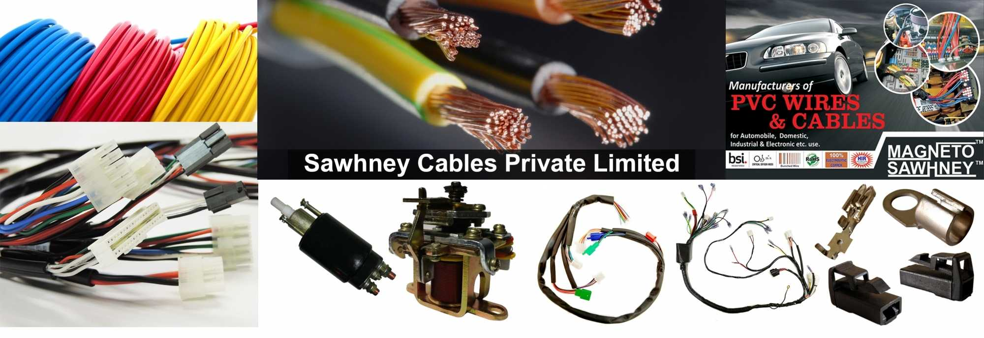 Cable Harness Manufacturers in Rai, Sonepat