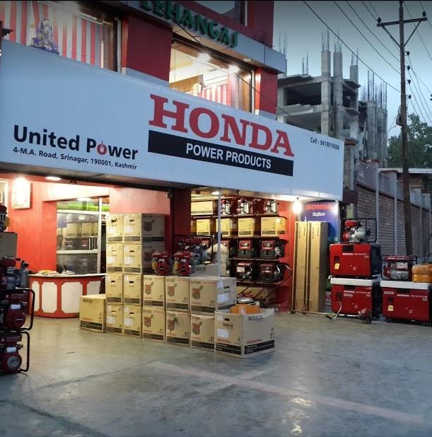 buy honda generators near me