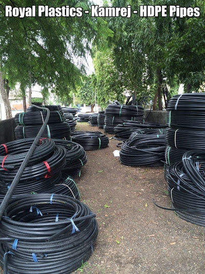 Top Hdpe Pipe Manufacturers in Surat - Best High Density