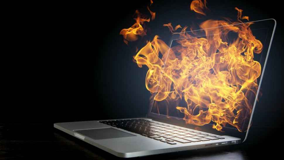 Laptop's Temperature Rivaling the Sun? Here's What To Do