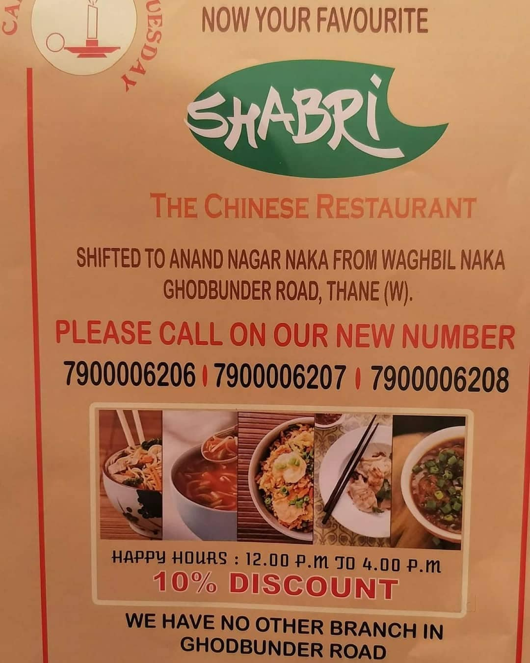 Top Chinese Food Delivery In Chirak Nagar Thane West Best
