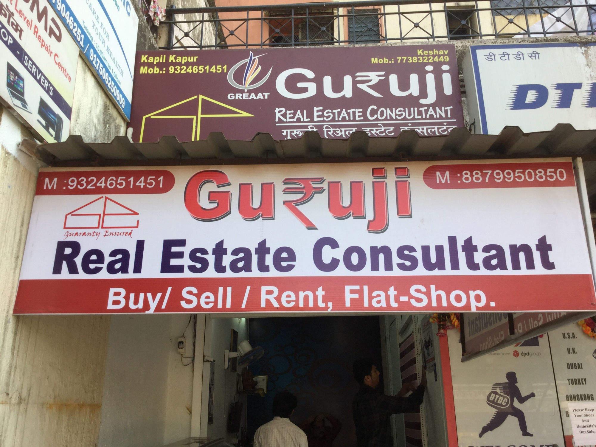 Top 30 Real Estate Agents in Majiwada, Mumbai - Best Real