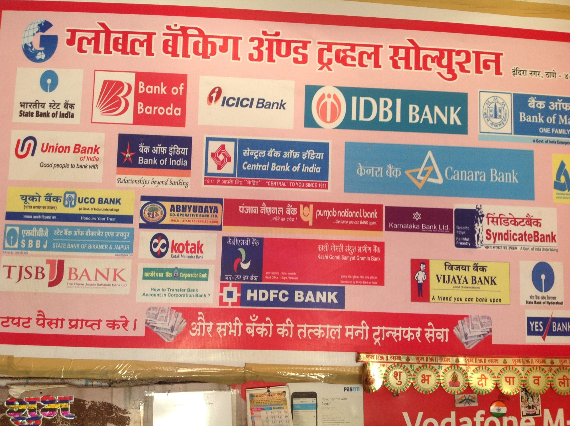 24 Hours Money Transfer Agencies In Wagle Estate Thane West