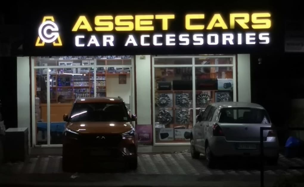 Asset Cars Nemom Car Accessory Dealers In Thiruvananthapuram Justdial