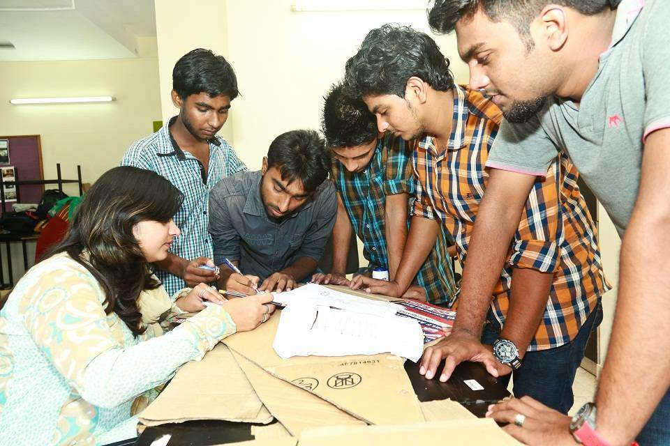 bsc interior design colleges in kerala