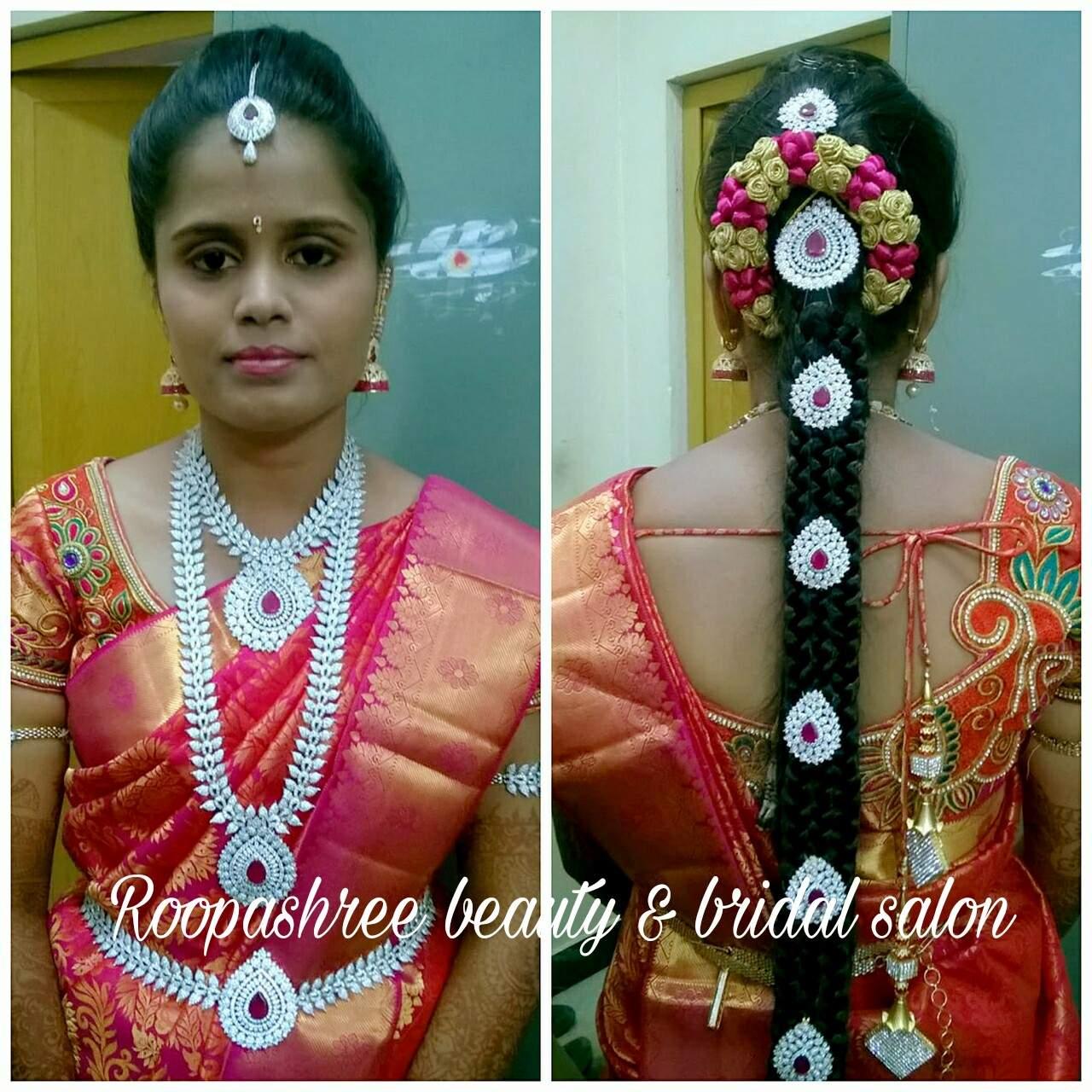 Roopashree Beauty And Bridal Salon Tirupur East Beauty Parlours In Tirupur Justdial