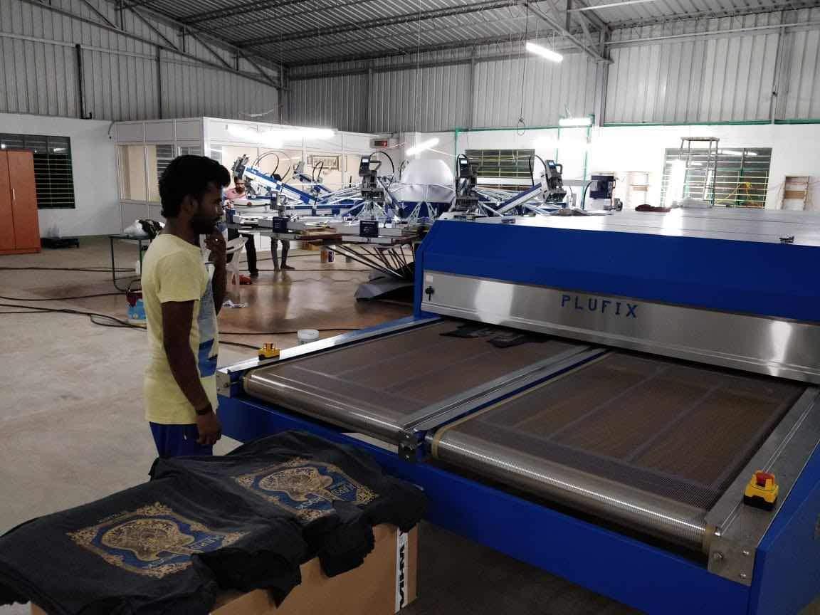 Top 100 Screen Printers in Tirupur - Best Screen Printing